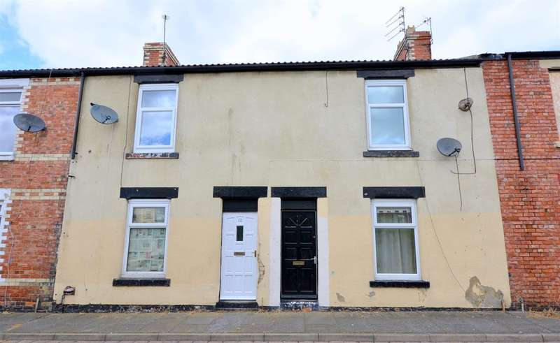 4 Bedrooms Terraced House for sale in 11 & 12 Edward Street, Eldon Lane, Bishop Auckland, DL14 8TN