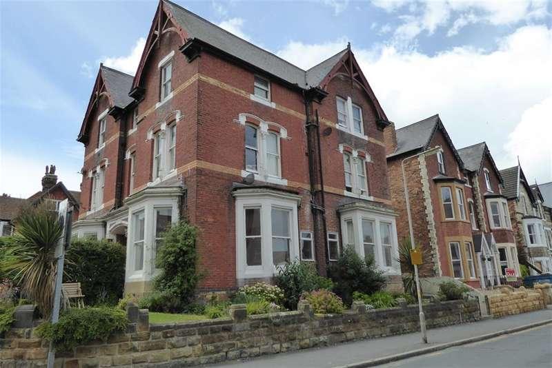 1 Bedroom Flat for sale in Avenue Victoria, Scarborough, YO11 2QS