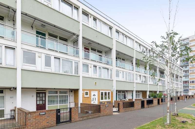 3 Bedrooms Maisonette Flat for sale in Augusta Street, Limehouse, E14