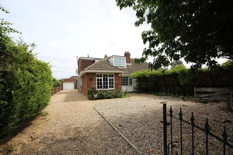 4 Bedrooms Semi Detached House for sale in Bedford Road, Houghton Conquest, Bedford, MK45