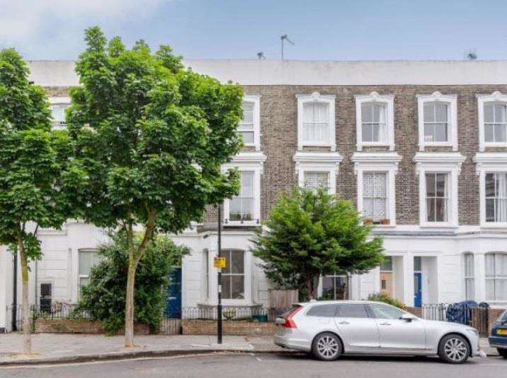 2 Bedrooms Flat for sale in Holloway, N7