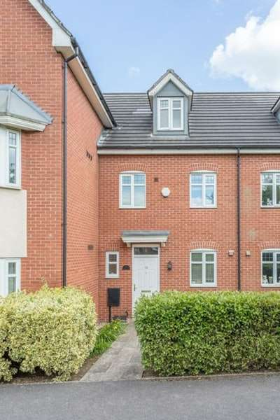 3 Bedrooms Terraced House for sale in Flaxley Close, Lincoln, Lincolnshire, LN2