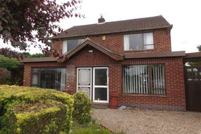 3 Bedrooms Detached House for rent in Ashley Close, Beeston NG9
