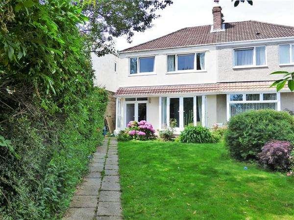3 Bedrooms Semi Detached House for sale in Hadland Terrace, West Cross, Swansea