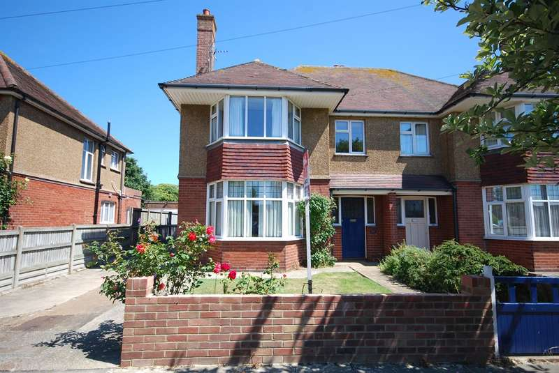 4 Bedrooms Semi Detached House for sale in Edmanson Avenue, Westbrook, Margate