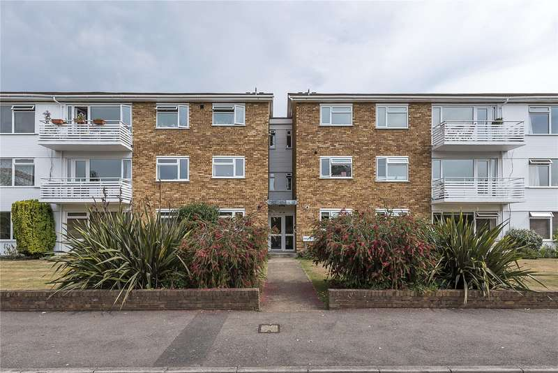 2 Bedrooms Flat for sale in Anglesea House, Anglesea Road, Kingston upon Thames, KT1