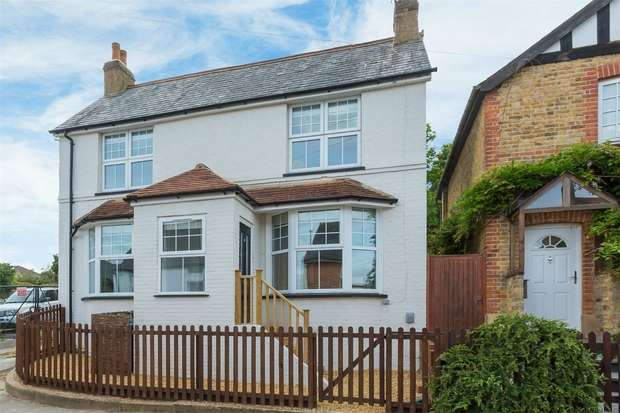 3 Bedrooms Detached House for sale in Lansdown Road, Chalfont St Peter, Buckinghamshire