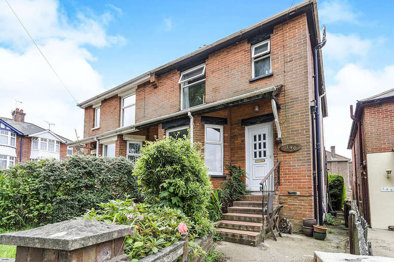3 Bedrooms Semi Detached House for sale in Dimond Road, Southampton, SO18