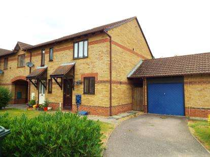 2 Bedrooms End Of Terrace House for sale in Spruce Drive, Bicester, Oxfordshire