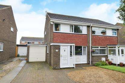 3 Bedrooms Semi Detached House for sale in Enterpen Close, Yarm, Stockton On Tees, .