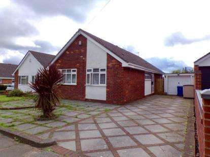 3 Bedrooms Bungalow for sale in Downham Way, Woolton, Liverpool, Merseyside, L25