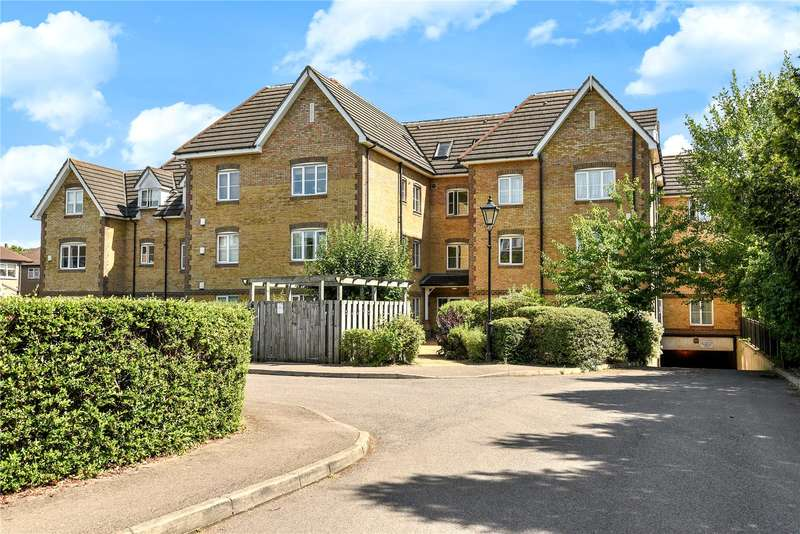 2 Bedrooms Apartment Flat for sale in Leaf House, Catherine Place, Harrow, Middlesex, HA1