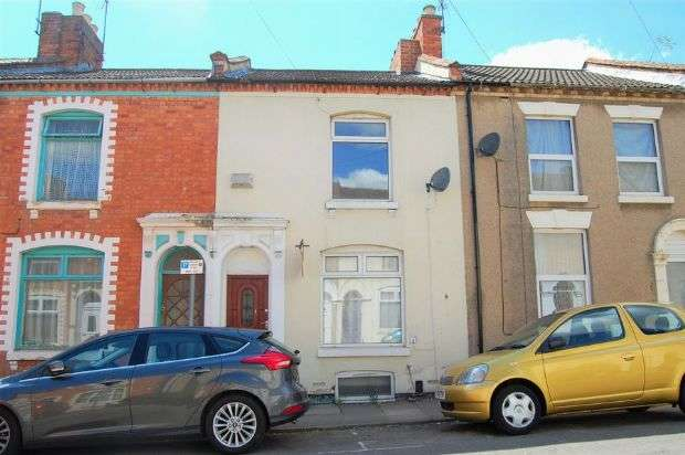 2 Bedrooms Terraced House for sale in Edith Street, Abington, Northampton NN1 5EW