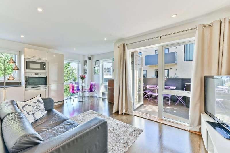 1 Bedroom Flat for sale in Parker Building, Freda Street, London SE16