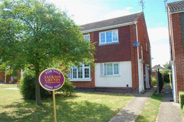 2 Bedrooms Maisonette Flat for sale in Park Lane, Duston, Northampton NN5 6QW