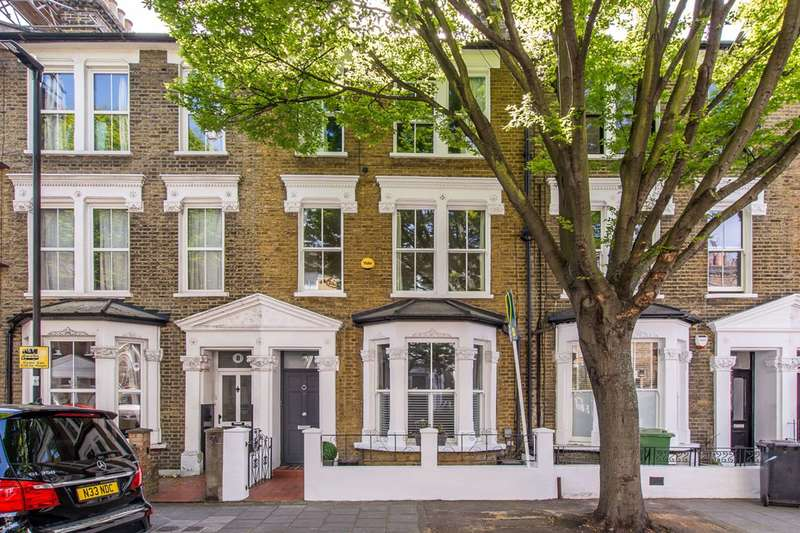 4 Bedrooms Terraced House for sale in Tradescant Road, Stockwell, SW8