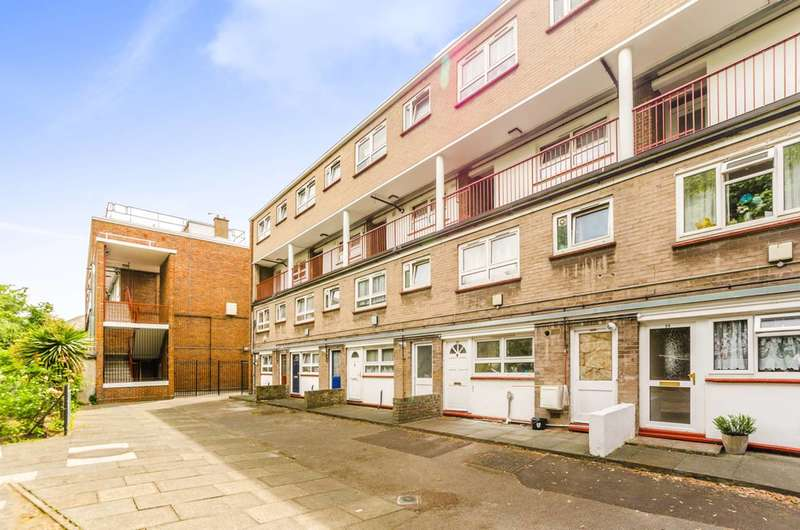 3 Bedrooms Maisonette Flat for sale in Claremont Road, Forest Gate, E7