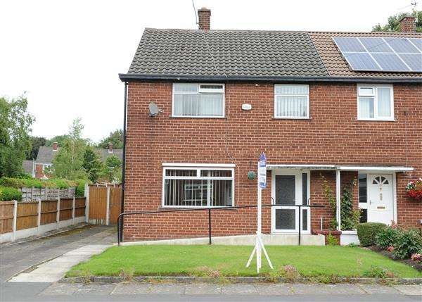 3 Bedrooms Semi Detached House for sale in 20 Sussex Road, Cadishead M44 5HS