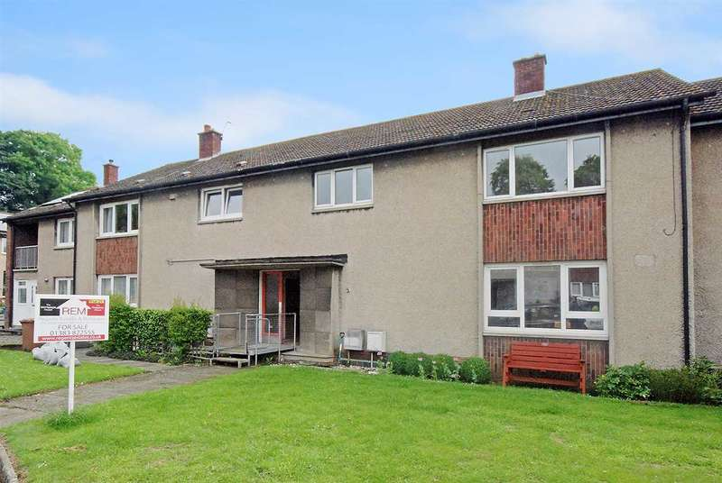 2 Bedrooms Apartment Flat for sale in St Colme Crescent, Aberdour