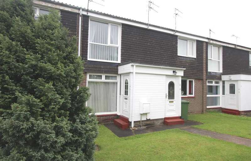 2 Bedrooms Flat for sale in Wedderlaw, Southfield Lea, Cramlington