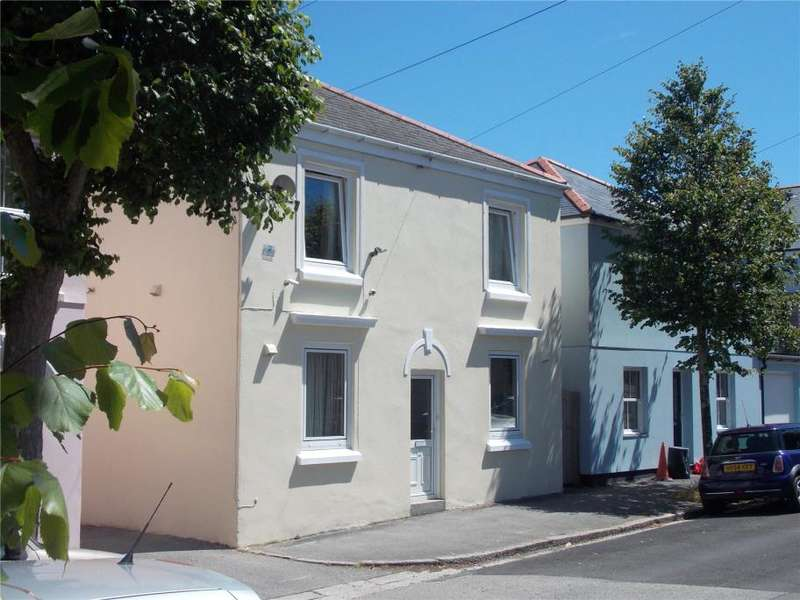 2 Bedrooms Flat for sale in Clifton Place, Falmouth
