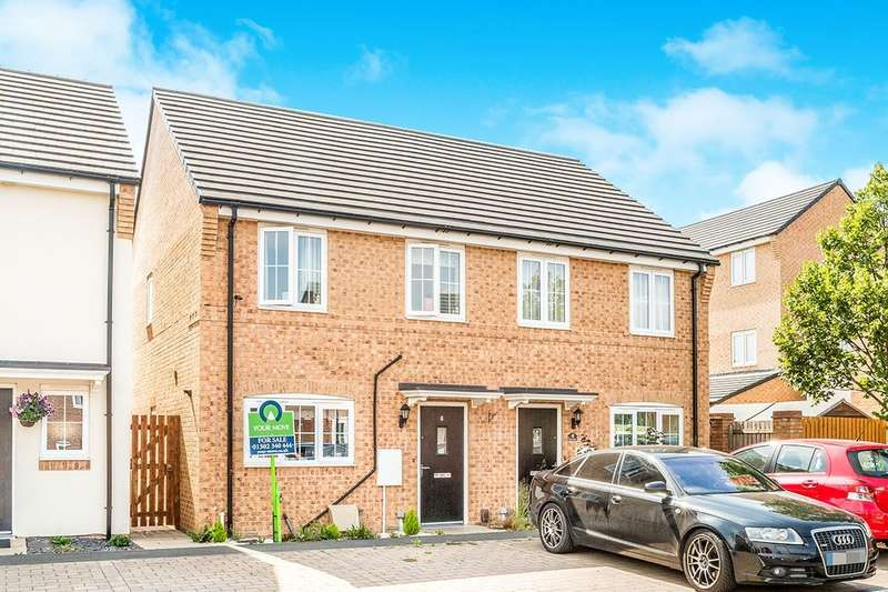 3 Bedrooms Semi Detached House for sale in North Street, Hyde Park, Doncaster, DN4