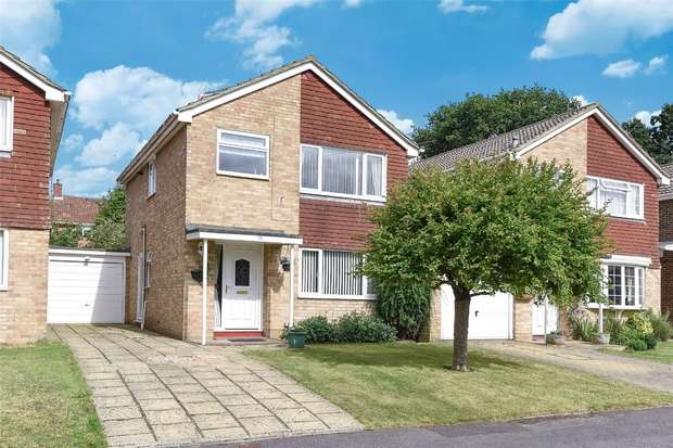 3 Bedrooms Link Detached House for sale in Shefford Crescent, WOKINGHAM, Berkshire