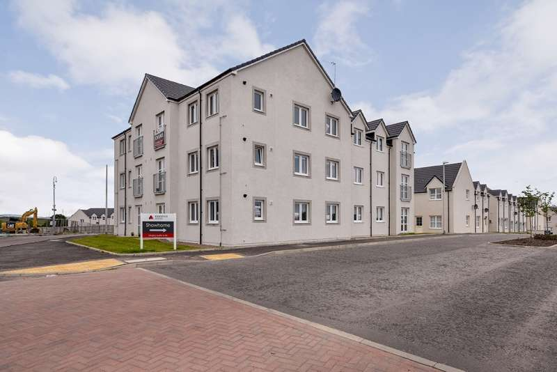 2 Bedrooms Flat for sale in Wellington Terrace, Cove, Aberdeenshire, AB123JT