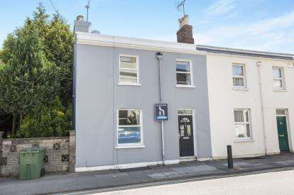 3 Bedrooms Terraced House for sale in All Saints Road, Cheltenham, Gloucestershire