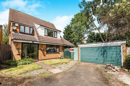4 Bedrooms Detached House for sale in Albany Grove, Essington, Wolverhampton, Staffordshire