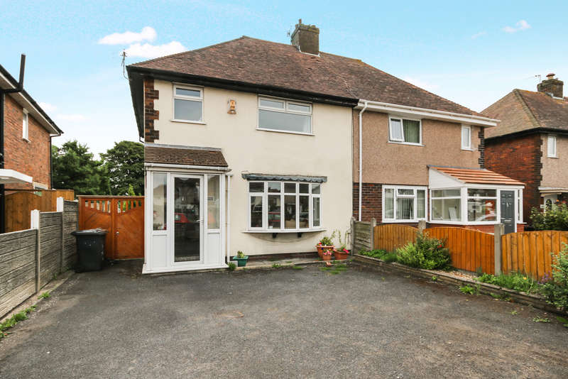 3 Bedrooms Semi Detached House for sale in Guildford Road, Southport