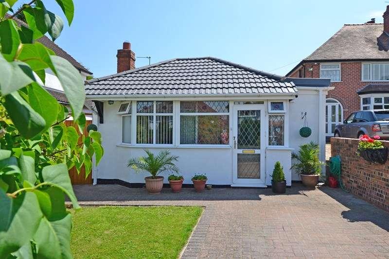 2 Bedrooms Bungalow for sale in Beacon Hill, Rednal, Birmingham