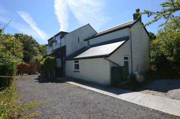 4 Bedrooms Detached House for sale in West Tolgus, Redruth, Cornwall