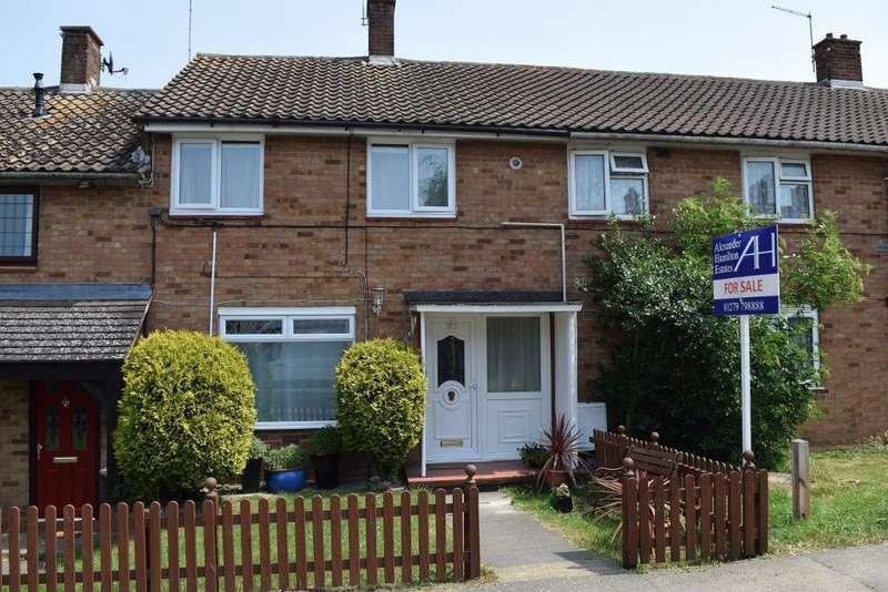 2 Bedrooms Terraced House for sale in Potters Field, Harlow, Essex, CM17 9DD
