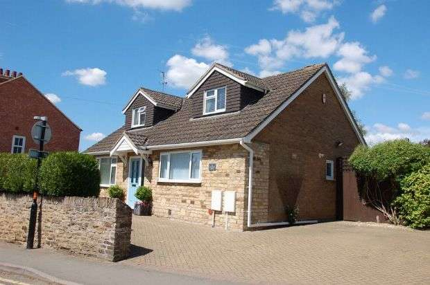 4 Bedrooms Detached House for sale in Stocks Hill, Moulton, Northampton NN3 7TB