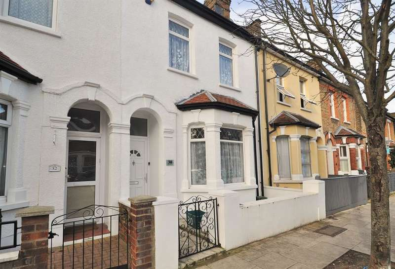 3 Bedrooms Terraced House for sale in Balfour Road, Northfields, W13 9TN