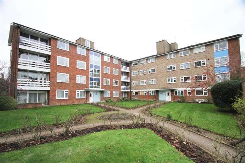 2 Bedrooms Flat for sale in Gunnersbury Manor, Elm Avenue, Ealing, W5 3XB