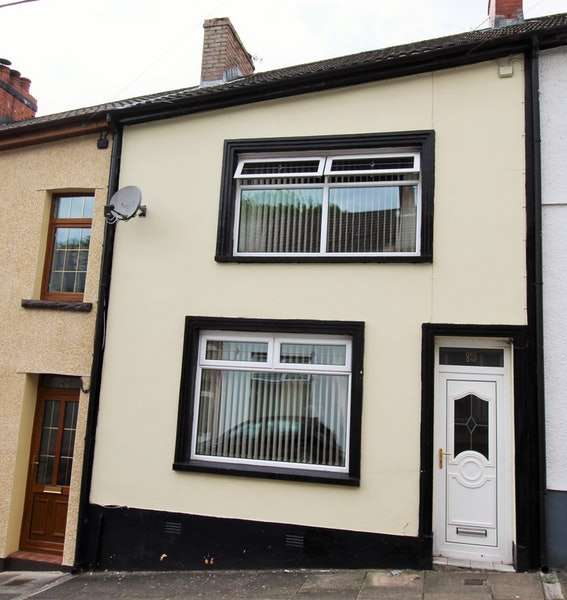 2 Bedrooms Terraced House for sale in Lady Tyler Terrace, Tredegar, Caerffili, NP22