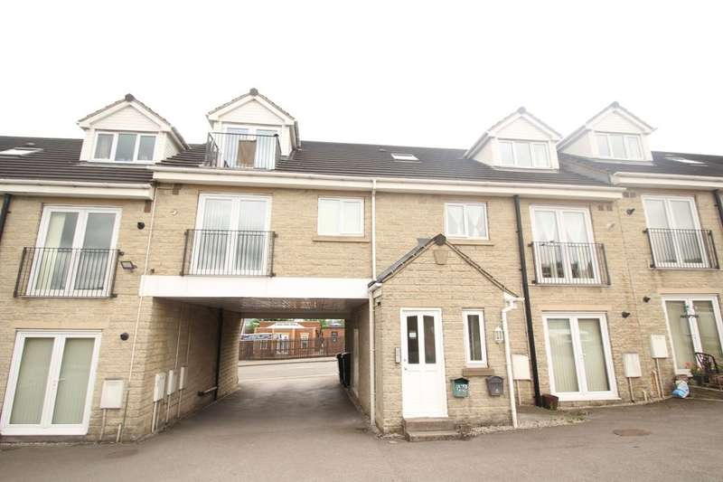 2 Bedrooms Flat for sale in Towngate, Mapplewell, Barnsley, S75