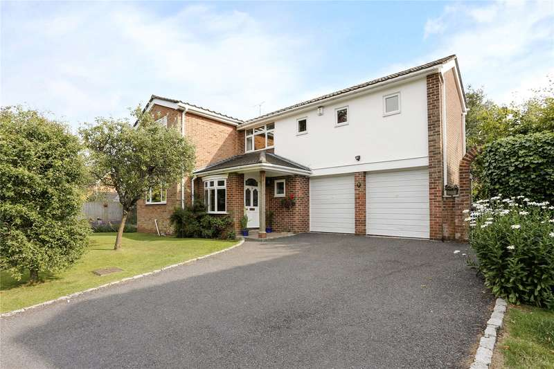 4 Bedrooms Detached House for sale in Hawthorn Place, Penn, Buckinghamshire, HP10