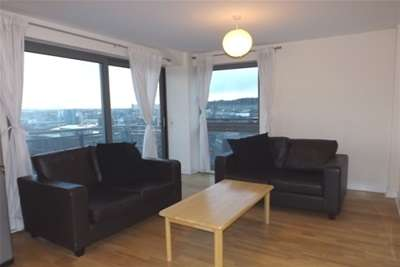 2 Bedrooms Flat for rent in Metis, Scotland Street, S3 7AT