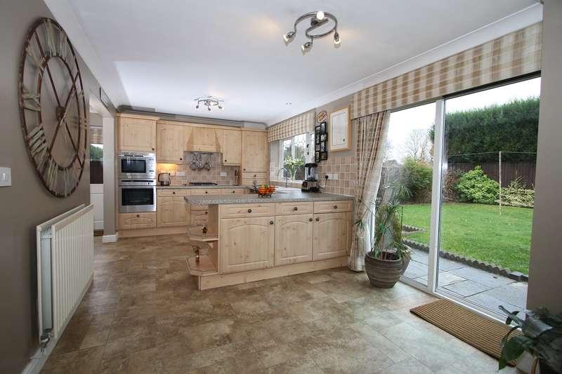5 Bedrooms Detached House for sale in Hagley Grange, Hagley, Stourbridge, DY9