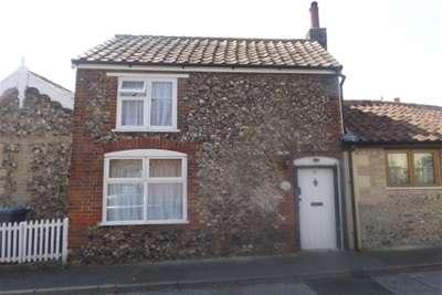 1 Bedroom Bungalow for rent in Chapel Cottage, Chapel Road, Saxmundham