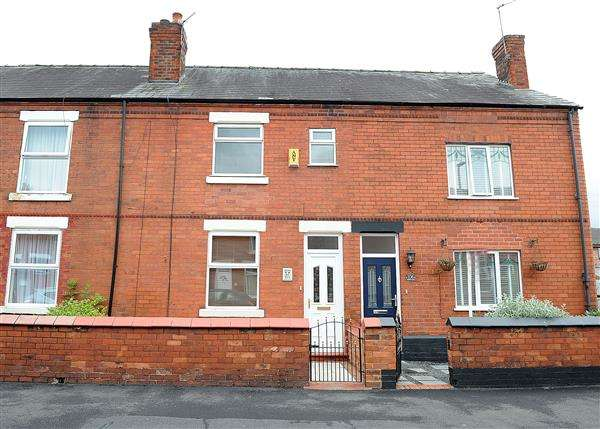3 Bedrooms Terraced House for sale in 104 Gorsey Lane, Warrington WA2 7SH