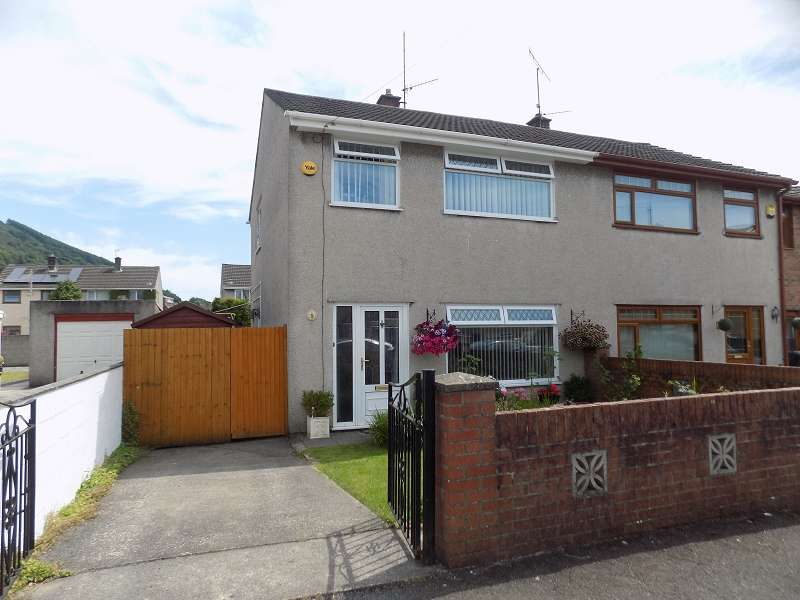 3 Bedrooms Semi Detached House for sale in Brookway Close, Baglan, Port Talbot, Neath Port Talbot. SA12 8EL