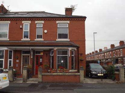 4 Bedrooms End Of Terrace House for sale in Great Western Street, Manchester, Greater Manchester, Uk