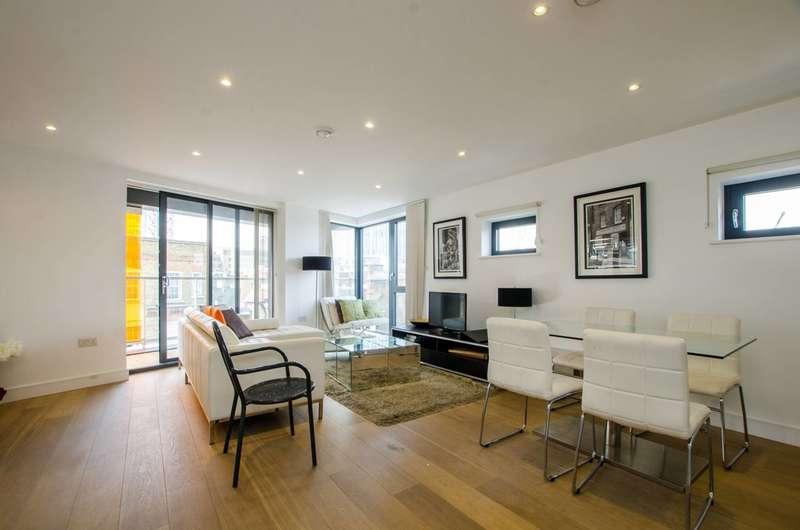3 Bedrooms Flat for sale in Old Castle Street, Spitalfields, E1
