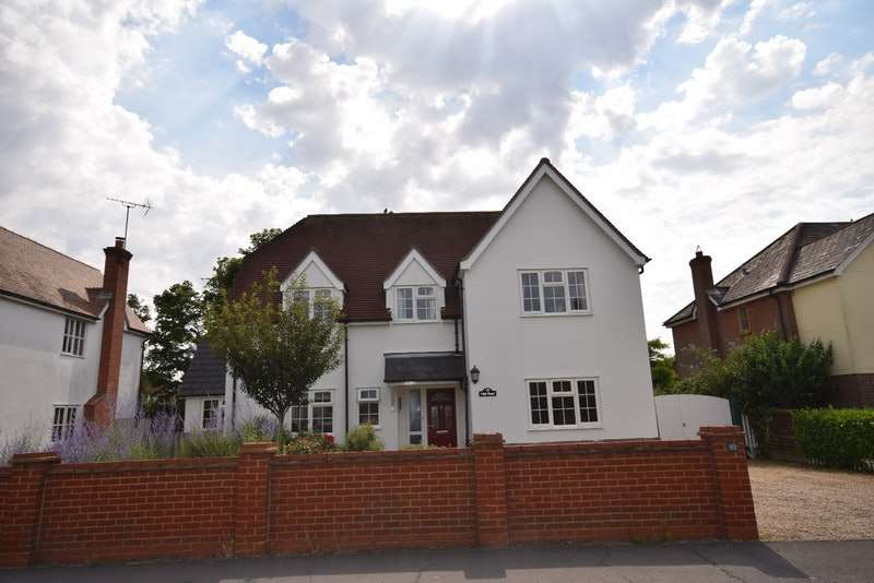 4 Bedrooms Detached House for sale in High Rd, Layer de la Haye, Essex, CO2