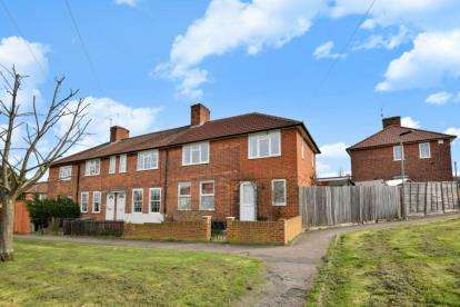 3 Bedrooms End Of Terrace House for sale in Beaconsfield Road, London