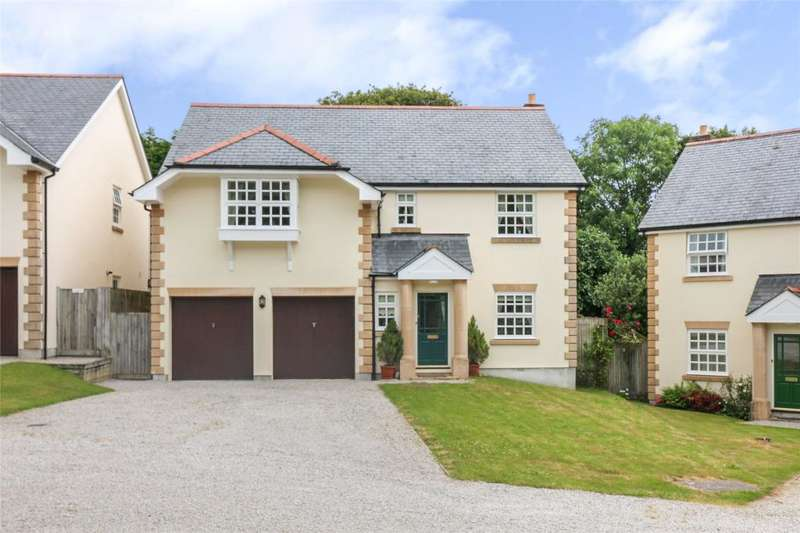 4 Bedrooms Detached House for sale in The Copse, Tehidy Park, Camborne